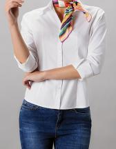 Women`s Corporate Oxford Shirt 3/4-Sleeve